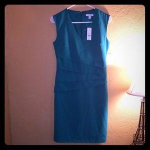 NWT Green dress New York and Company